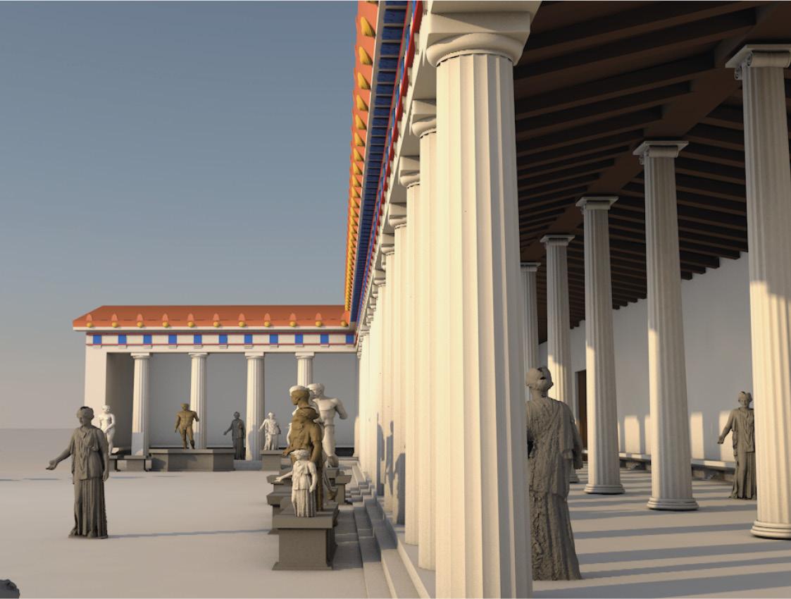 Greek Tempel